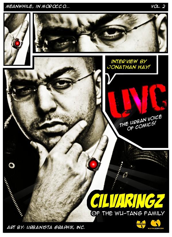 Cilvaringz for UVC Magaine