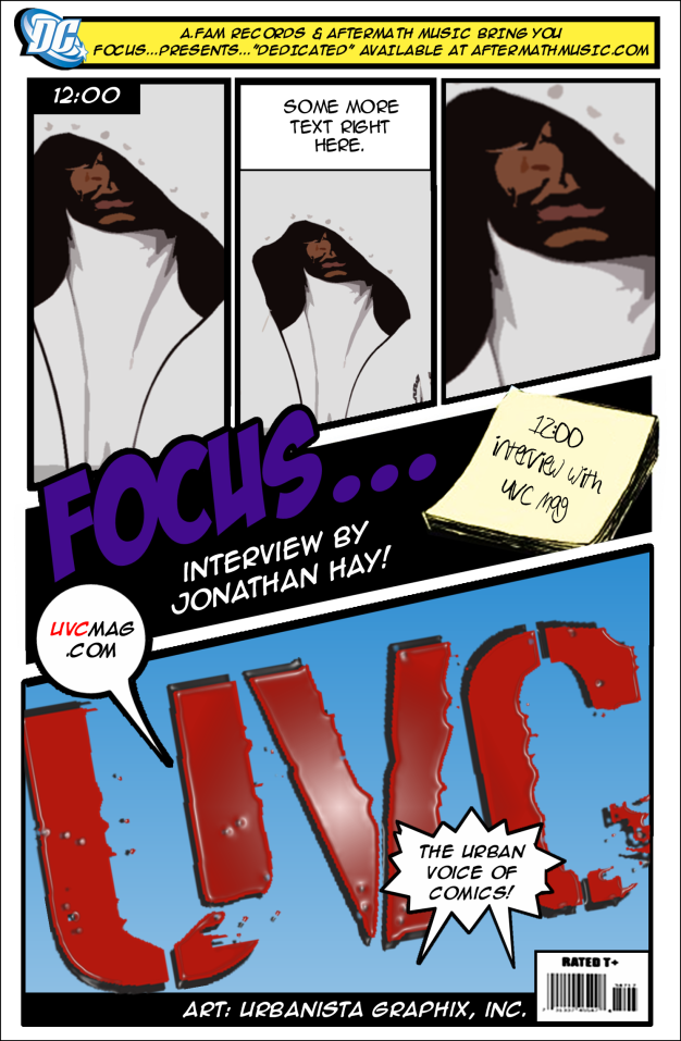 Focus... in UVC Magazine