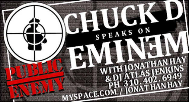 Chuck D Speaks on Eminem