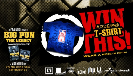 Win Big Pun T-shirt2