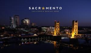 Sacramento Skyline (Jonathan Hay Celebrity)
