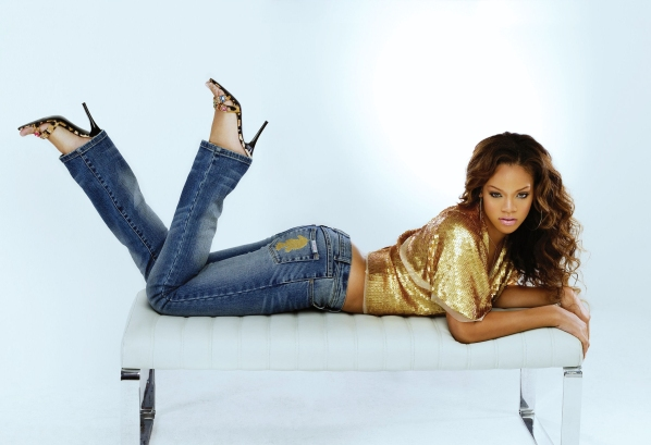 Rihanna x Jonathan Hay