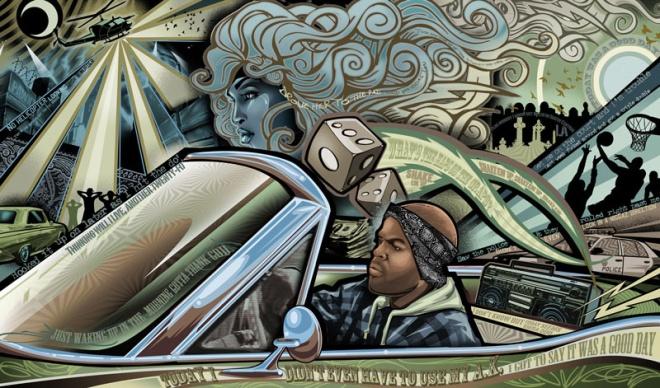 Ice Cube Jonathan Hay Noisey