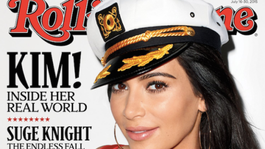 Kim Kardashian Rolling Stone Cover Jonathan Hay Publicity