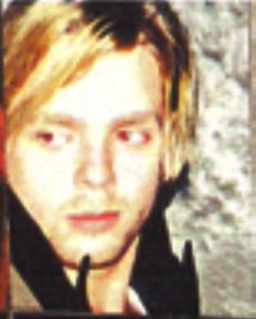 Jonathan Hay young two