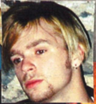 Jonathan Hay young
